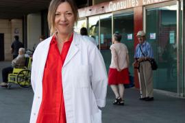 Joana Nicolau, endocrina de Son Llàtzer, premiada por la mejor tesis del año