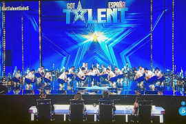 Los mallorquines What a Beast, en el concurso 'Got Talent'
