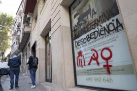 Movilización por redes para bloquear Son Castelló en protesta por la sentencia