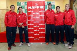 Los tenistas Almagro y Melzer abrirán la eliminatoria entre España y Austria