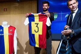 El Andratx se medirá al Andorra de Piqué en la Copa del Rey