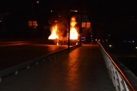 El juez envía a prisión a uno de los detenidos por los disturbios en Lleida