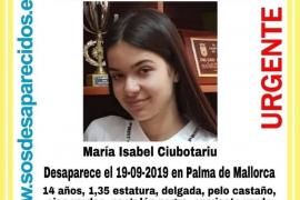 Buscan a una niña desaparecida en Palma