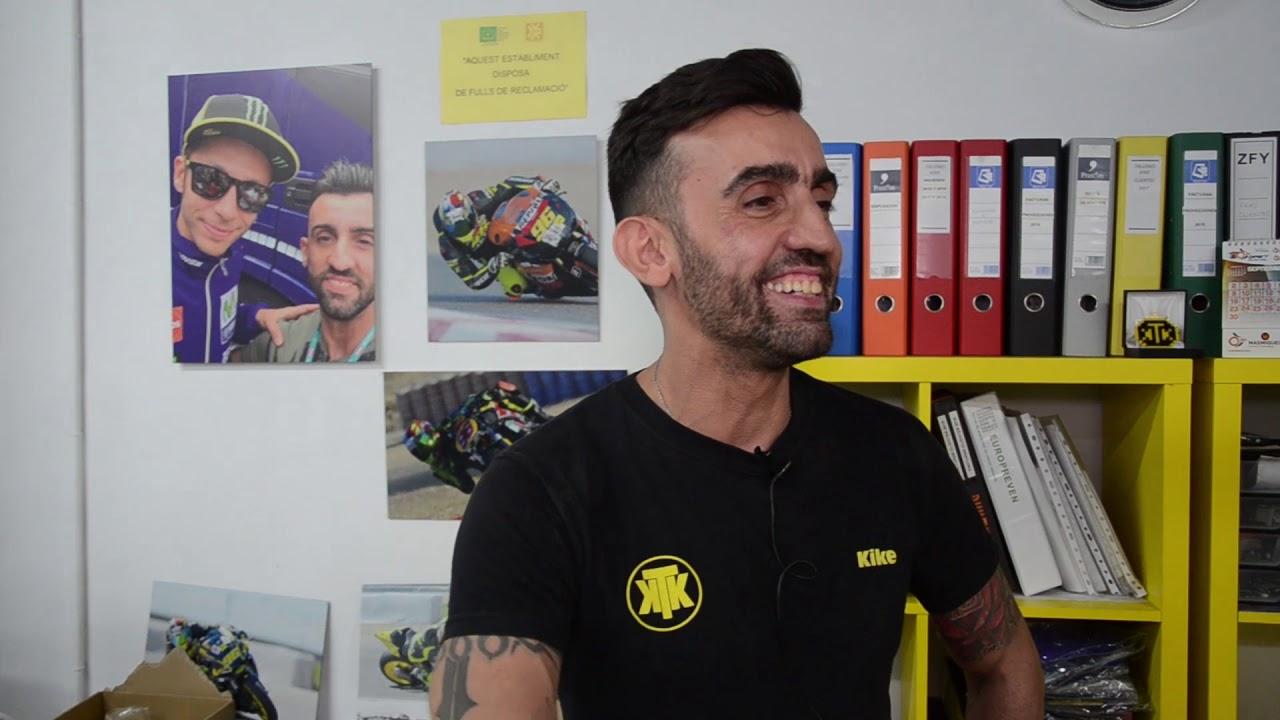 El lado más humano del mallorquín dueño del mejor taller de España