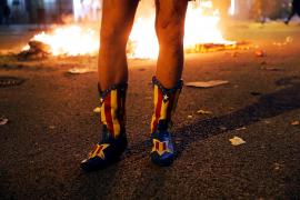 El exconcursante de First Dates que vende botas de 'cowboy' con la estelada a 650 euros