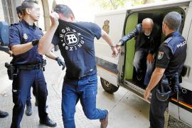 'La Jesusa' empleaba a toxicómanos para vender su droga en Son Banya