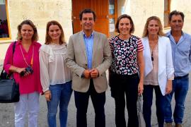Gamarra apela a «unir el voto de centro-derecha para recuperar el Gobierno de España»