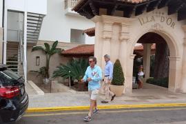 Francis Roig y Ángel Ruiz Cotorro