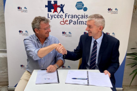 El Liceo Francés de Palma comienza las obras de su nuevo centro