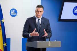 Sánchez: «El Estado de derecho no puede ceder a la exaltación»