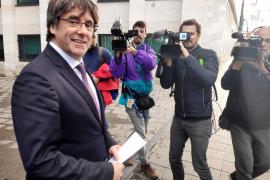 La vista judicial por la euroorden de Puigdemont será el próximo 29 de octubre