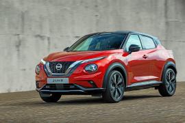 Nissan Juke,un modelo renovado