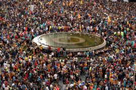Cientos de miles de personas se manifiestan en Barcelona contra sentencia del 'procés'