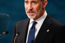 El Rey se centra en el papel constitucional de la Princesa y evita referencias a la situación en Cataluña