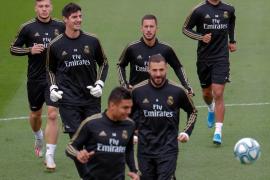 Así juega el Real Madrid de Zidane