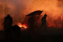 Los bulos y mentiras sobre las protestas en Cataluña