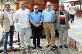 Tren de Sóller entrará en una red europea de ferrocarriles históricos
