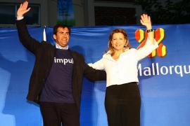 Munar abona la fianza de 350.000 euros  que le permite eludir la prisión provisional