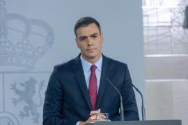 Sánchez no coge el teléfono a Torra y le contesta en un comunicado que «condene rotundamente la violencia»