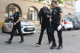 La conductora que arrolló a dos personas en Palma alega que se quedó dormida