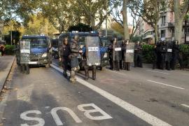 Cinco días de protestas: 283 policías heridos y 660 barricadas incendiadas