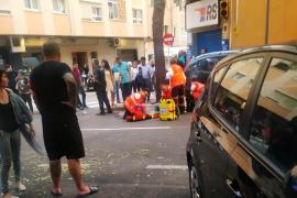 Herido grave un niño tras ser atropellado en Palma