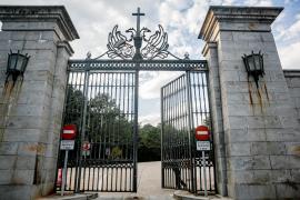 Detenido un periodista por forzar con una cizalla una puerta para acceder al Valle de los Caídos