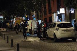 26 heridos y 12 detenidos en Madrid en la manifestación contra la sentencia