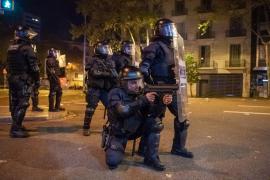 Cuatro personas han perdido un ojo en Barcelona por las protestas