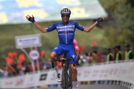Enric Mas gana la cuarta etapa y es el nuevo líder en China