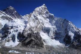 Montañero fallecido en el Himalaya