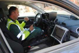 Los radares de Baleares multan en ocho meses a 67.158 vehículos en carretera