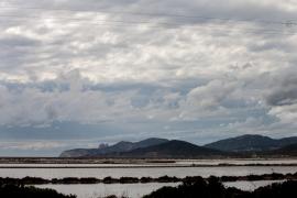 Alerta amarilla por lluvias en las Pitiusas
