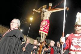 Lleno total en Palma para venerar al Crist de la Sang