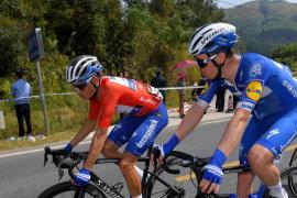 Enric Mas defiende su liderato en el Tour de Guangxi
