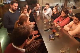 Prohens:«No permitiremos que el PSOE nos arrebate el descuento de residente del 75 %»