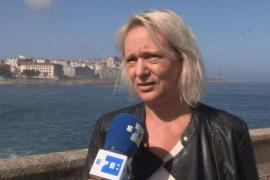 Bescansa acusa al Gobierno de entregar la dirección política al PP en Cataluña por la investidura