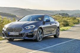 BMW presentará el Serie 2 Gran Coupé en Los Ángeles