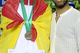 Longobardi logra el bronce en el Mundial júnior