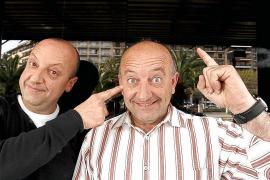 Los hermanos Fullana 'torean'  la crisis con la comedia 'Efectes secundaris'