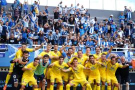 El ATB, entre los equipos más en forma de Europa