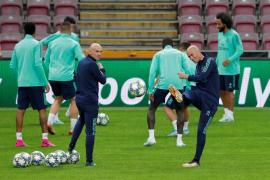 Examen al Real Madrid y a Zidane en el 'infierno turco'