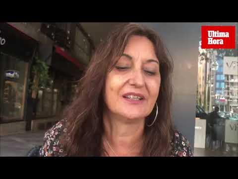 Una mujer maltratada promueve un grupo de apoyo a otras víctimas en Palma