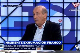 Los Franco ante la exhumación: «Antes del tonto útil de Zapatero ya estábamos reconciliados»