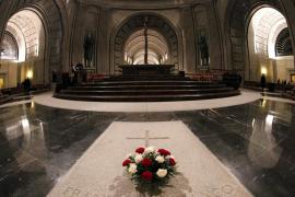 ¿Cómo se enterró a Franco en el Valle de los Caídos?