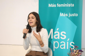 Maestre y Bescansa harán campaña el 1 de noviembre en Palma