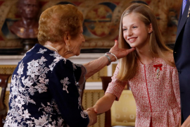Fallece a los 107 años Clotilde Veniel, decana de los voluntarios de Cáritas en España