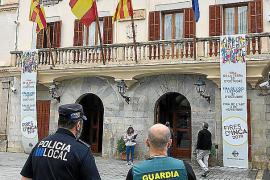 Detenido un ladrón tras una espectacular persecución por los tejados en Inca