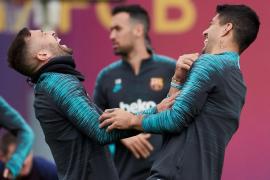 El Barça se mide ante un desconocido con el 'tridente' a pleno rendimiento