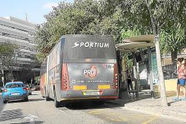 Los autobuses del Govern balear no llevarán publicidad de juegos y apuestas